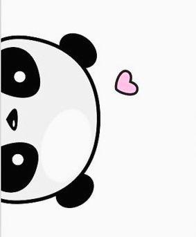 Pin By Tatyana Petruk On Pictures Panda Wallpapers Cute Panda Wallpaper Cute Tumblr Wallpaper
