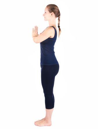 kickin' it oldschool sun salutation style  yoga poses