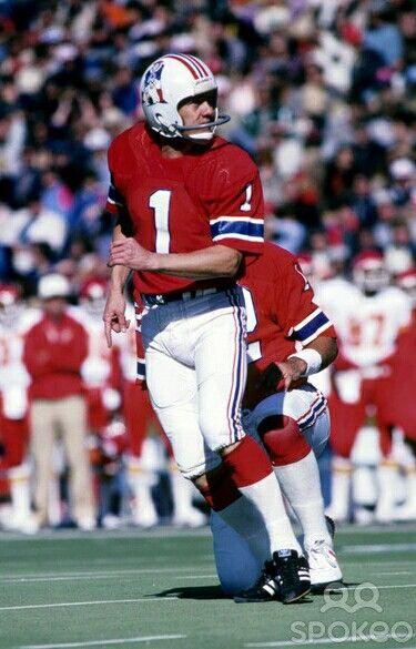 Kicker John Smith Patriots Football Vintage Football New England Patriots