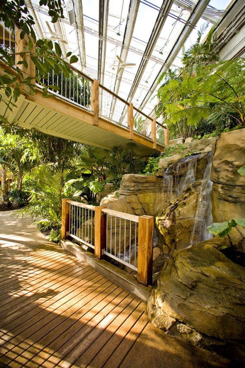 Phipps Conservatory and Botanical Gardens Tropical Forest Addition ...