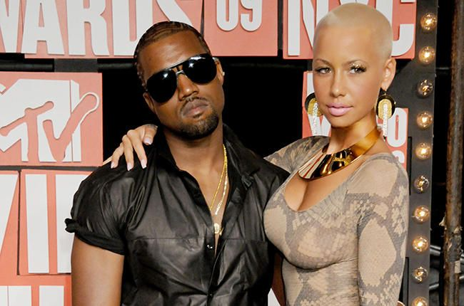 Kanye West Disses Amber Rose Teases A Collaborative Album With Drake Kanye West Amber Rose Celebrities