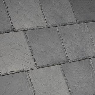 Bellaforte Synthetic Slate Roof Field Tiles Villa Blend 10 Bellaforte Synthetic Slate Roof Field Tile Synthetic Slate Roofing Synthetic Slate Slate Roof