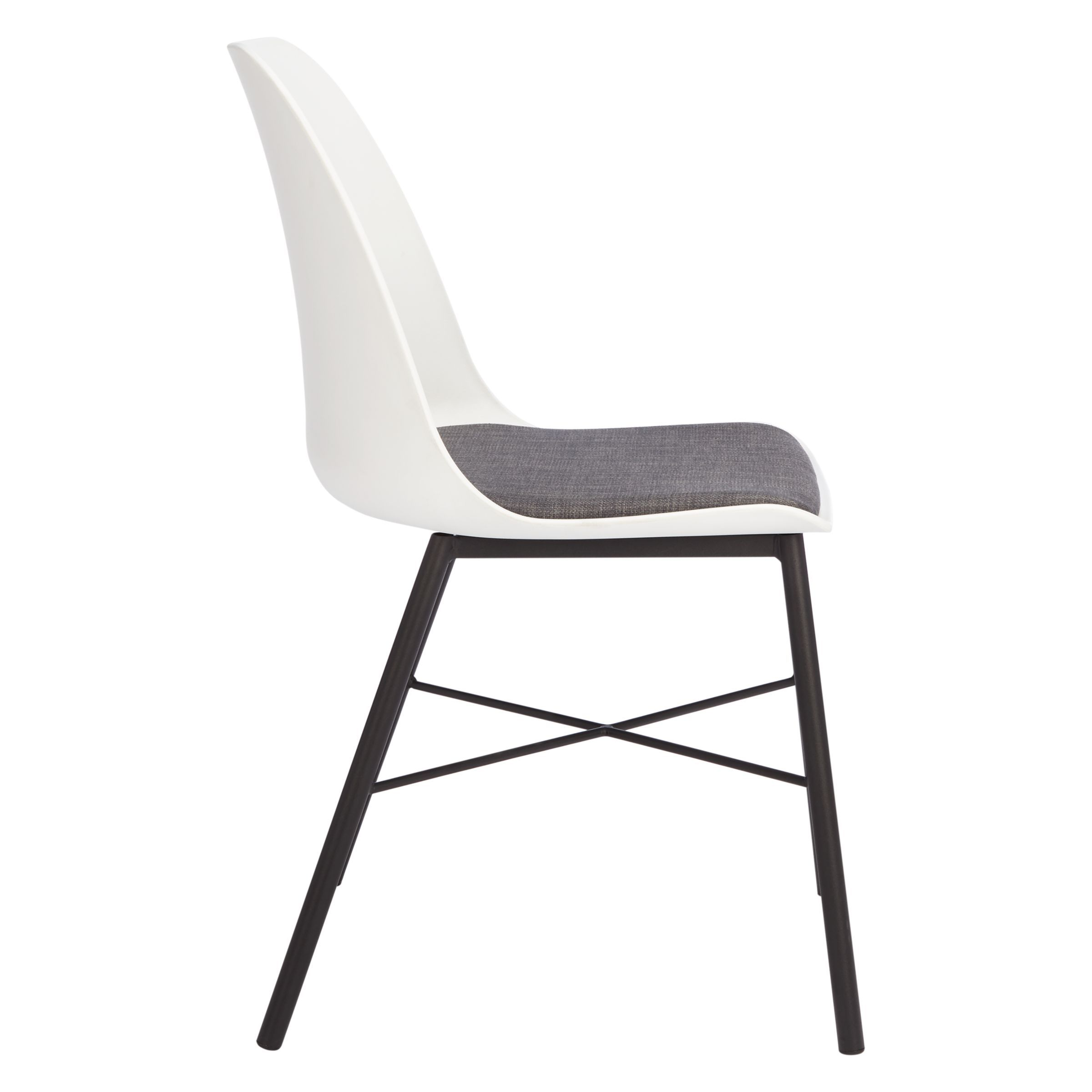 House By John Lewis Whistler Dining Chair Navy Dining Chairs