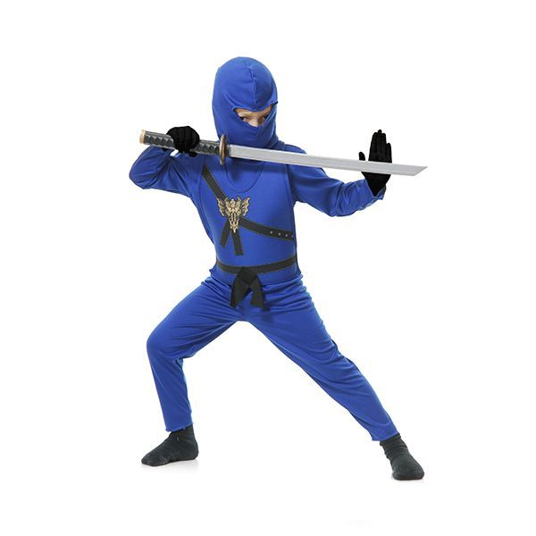 Be a sneaky, stealthy master of espionage this Halloween! #ninja #Halloween2013