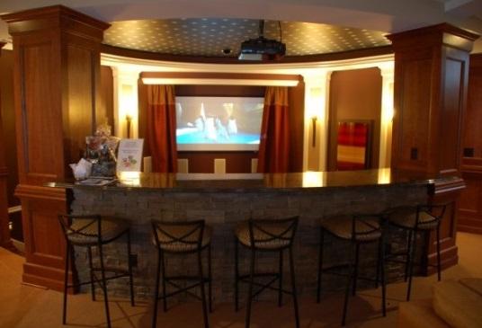 Furniture, Circular Home Wet Bar Furniture Home Bars Small Corner Modern  Room Sets Ideas In