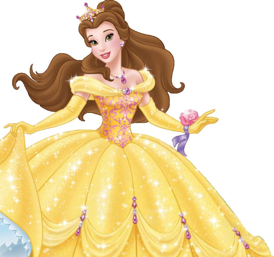 White apron belle - Princess Belle Royal Court