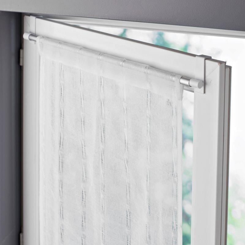 Store Sans Percer Ikea Curtains Curtain Track Rideau
