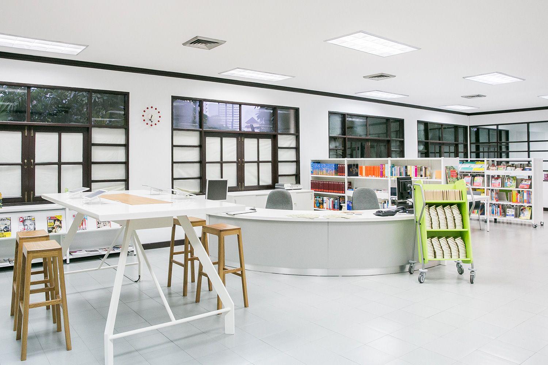 Goethe Institut Bangkok, Thailand | Interior design