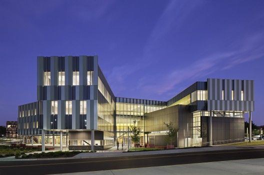 North Carolina A University in Greensboro by the Freelon Group Architects