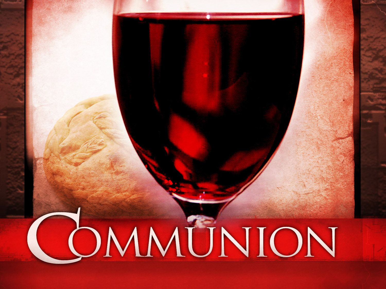 Communion Communion Red Wine Wine
