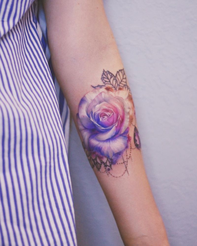 Photo of Feed Your Ink Addiction With 50 Of The Most Beautiful Rose Tattoo Designs For Men And Women – KickAss Things