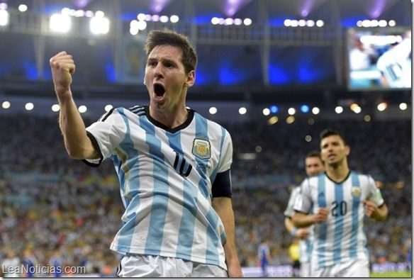 Mundial Brasil 2014 día 10: Argentina y Alemania buscan la clasificación a octavos - LeaNoticias.com