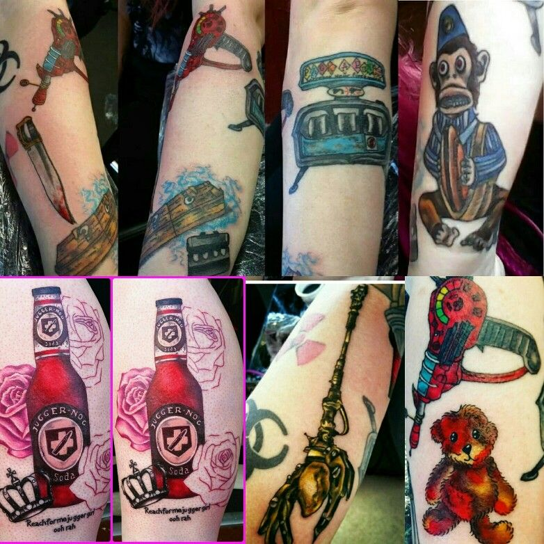 Call Of Duty Zombie Tattoos Callofdutyblackops3 Tattoo Gaming