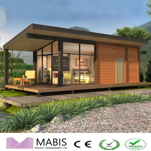 Mb2 45 5 Sqm European Portable Modular Mobile Homes Buy European Modular Homes Portable Modular Homes Small House Exteriors Prefabricated Houses Prefab Homes
