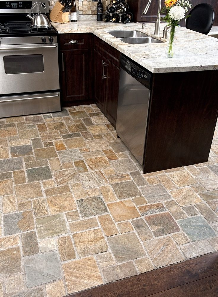 Pin By G L On Home In 2019 Kitchen Flooring Floor
