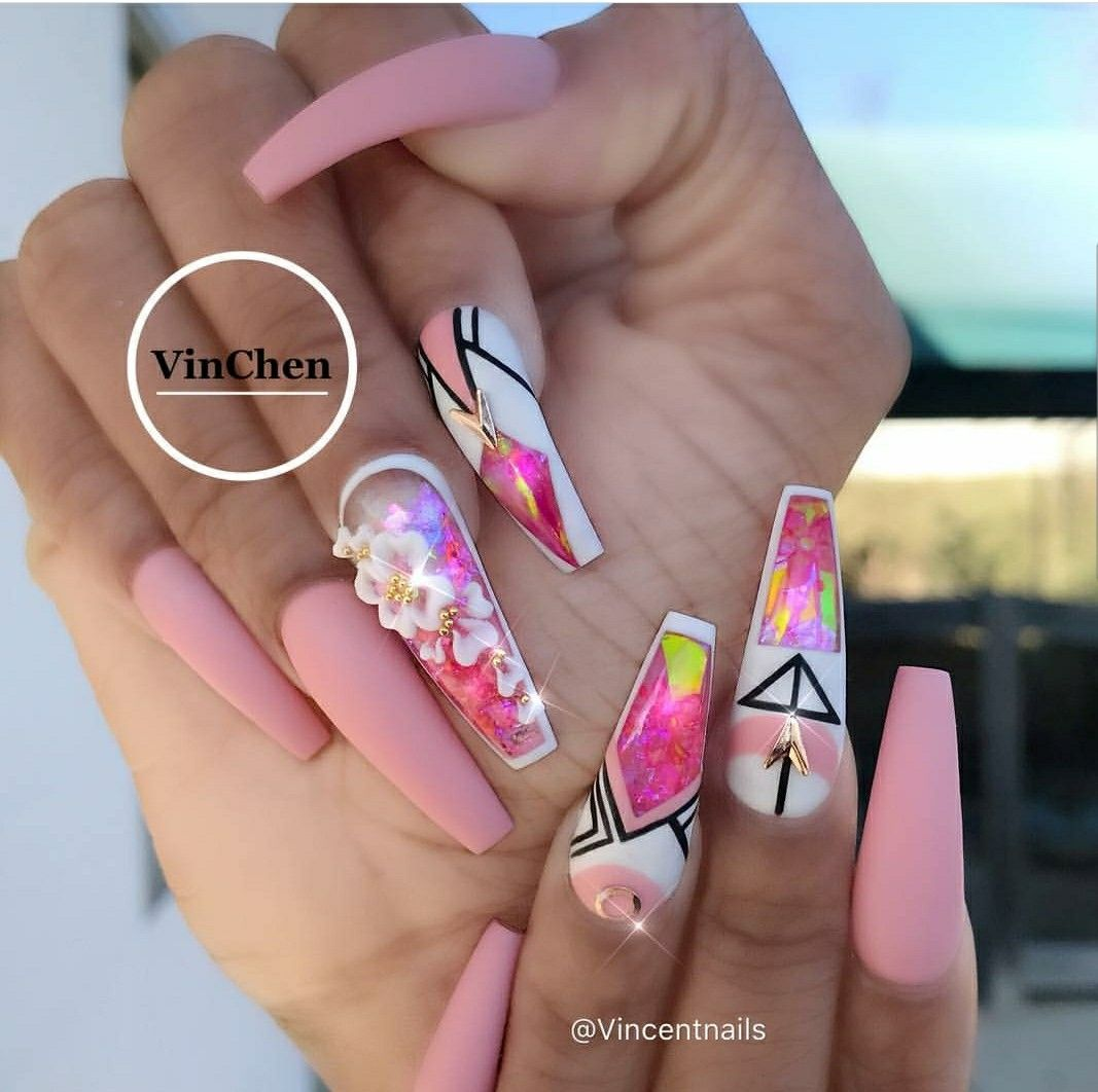 ♕PINTEREST:KIANIA | CLAW COUTURE | Pinterest | Nail nail, Nails ...