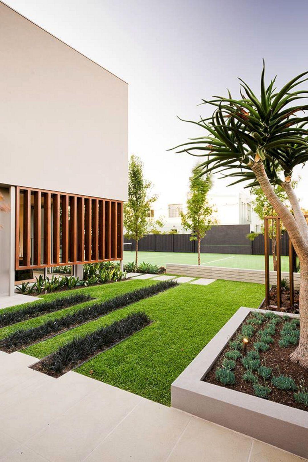 Minimalist Garden Landscape Design Minimalist Garden Landscape Design Design Ideas And Photos Modern Garden Landscaping Garden Landscape Design Modern Landscaping