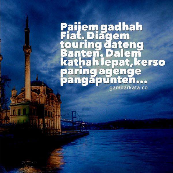 Gambar Kata Ucapan Idul Fitri Bahasa Jawa Bahasa Gambar Gambar