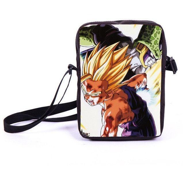 Dragon Ball Z Messenger School Bags