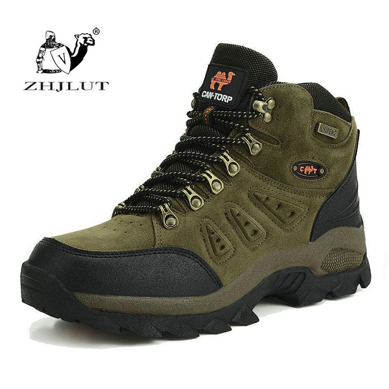 High Quality Unisex Hiking Shoes New Autumn Winter Brand Outdoor Mens Sport Cool Trekking Mountain Woman Climbing Athlet Best Hiking Shoes Trekking Shoes Boots