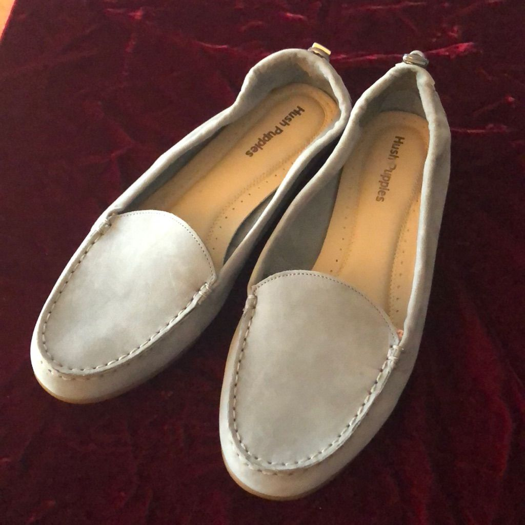 Authentic brand new Loafers Hush Puppies Hush puppies