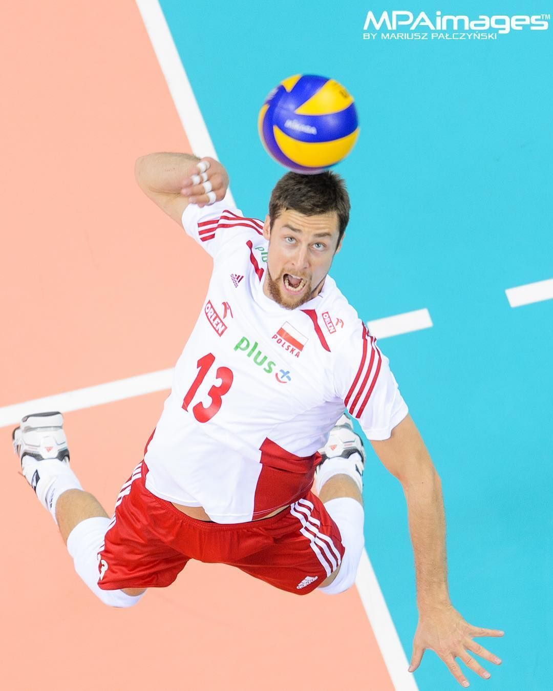 Instagram Photo By Mariusz Palczynski May 20 2016 At 10 25am Utc Mens Volleyball Sports Volleyball