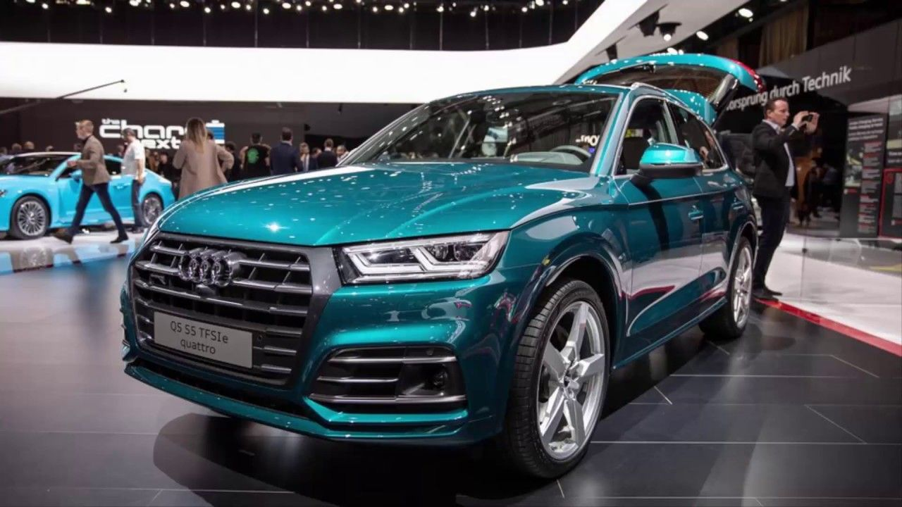 Audi Q5 55 Tfsi E Gets A Plug In Hybrid Powertrain Audi Q5 Audi New Cars