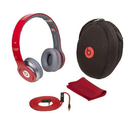Monster Beats By Dr Dre Solo Hd White Headphones Headphones In Ear Headphones