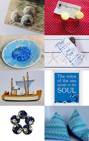 Lost at Sea by Michelle Jones on Etsy--Pinned with TreasuryPin.com