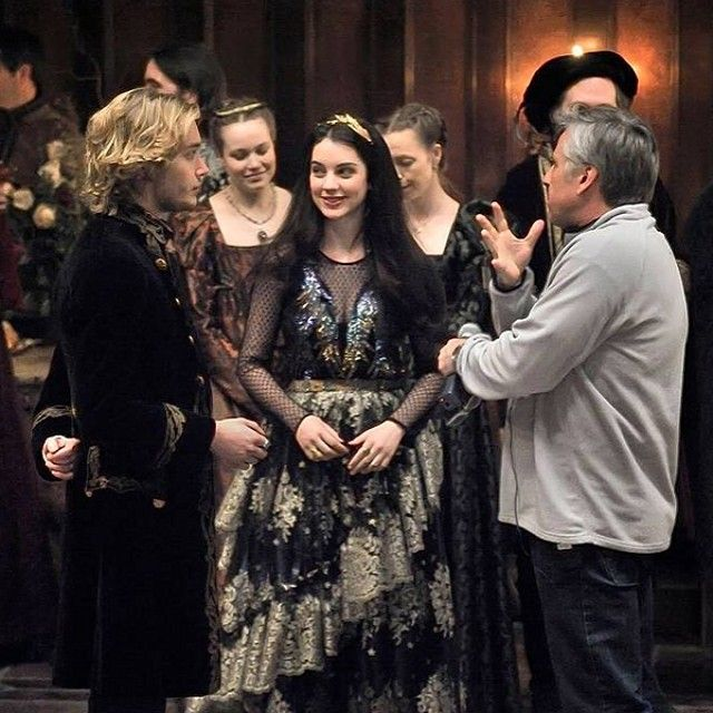 Behind-the-scenes with Frary! Don't miss an all new #Reign TOMORROW at 9/8c! | Use Instagram online! Websta is the Best Instagram Web Viewer!