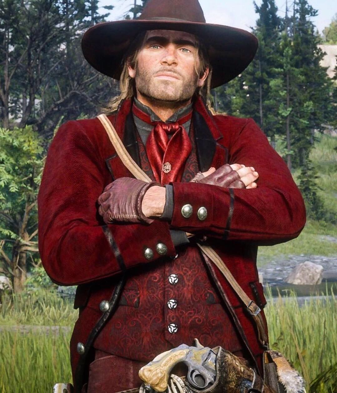 Rdr2222 Outfits Arthur + Rdr2222 Outfits in 2222022220  Red dead redemption