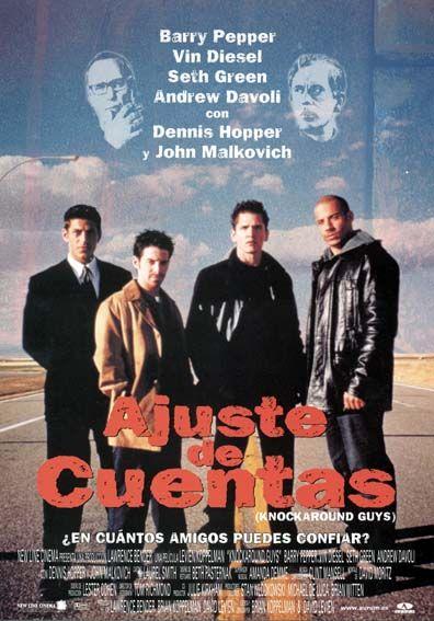 """Ajuste de cuentas (2001) """"Knockaround Guys """" de Brian Koppelman, David Levien - tt0211465"""