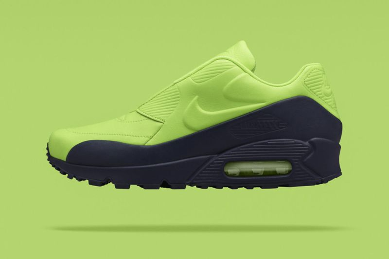 new product d82e4 76cd0 A Closer Look at the sacai x Nike Air Max 90 | Sneakers love ...
