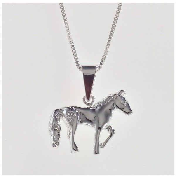 Sterling silver horse pendant 23 cad liked on polyvore sterling silver horse pendant 23 cad liked on polyvore featuring jewelry pendants aloadofball Gallery