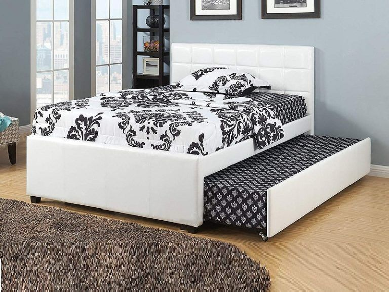 10 Best Full Size Bed Designs With Photos In India Full