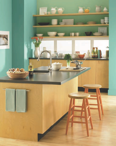 nice kitchen colors grey peacock blue and acadian greensouth shore decorating blog 101 more favorite benjamin moore paint colors more colors