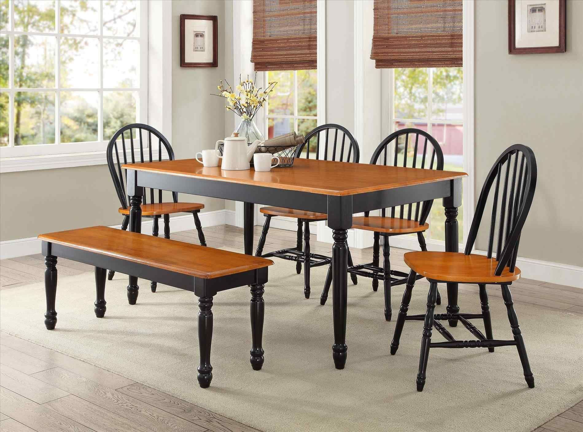 15 Amazing And Unique Dining Table With Bench Seating Dining