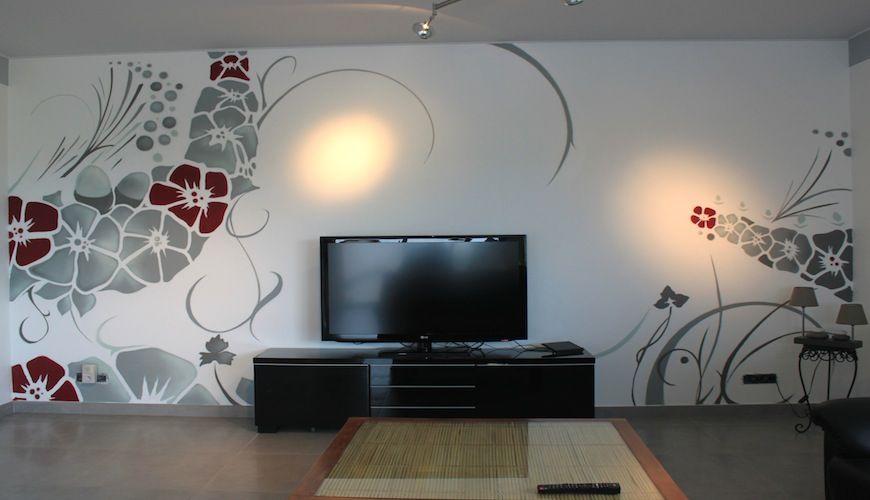 grafodeco dcorations design salondecoration - Decoration Murale Design Salon