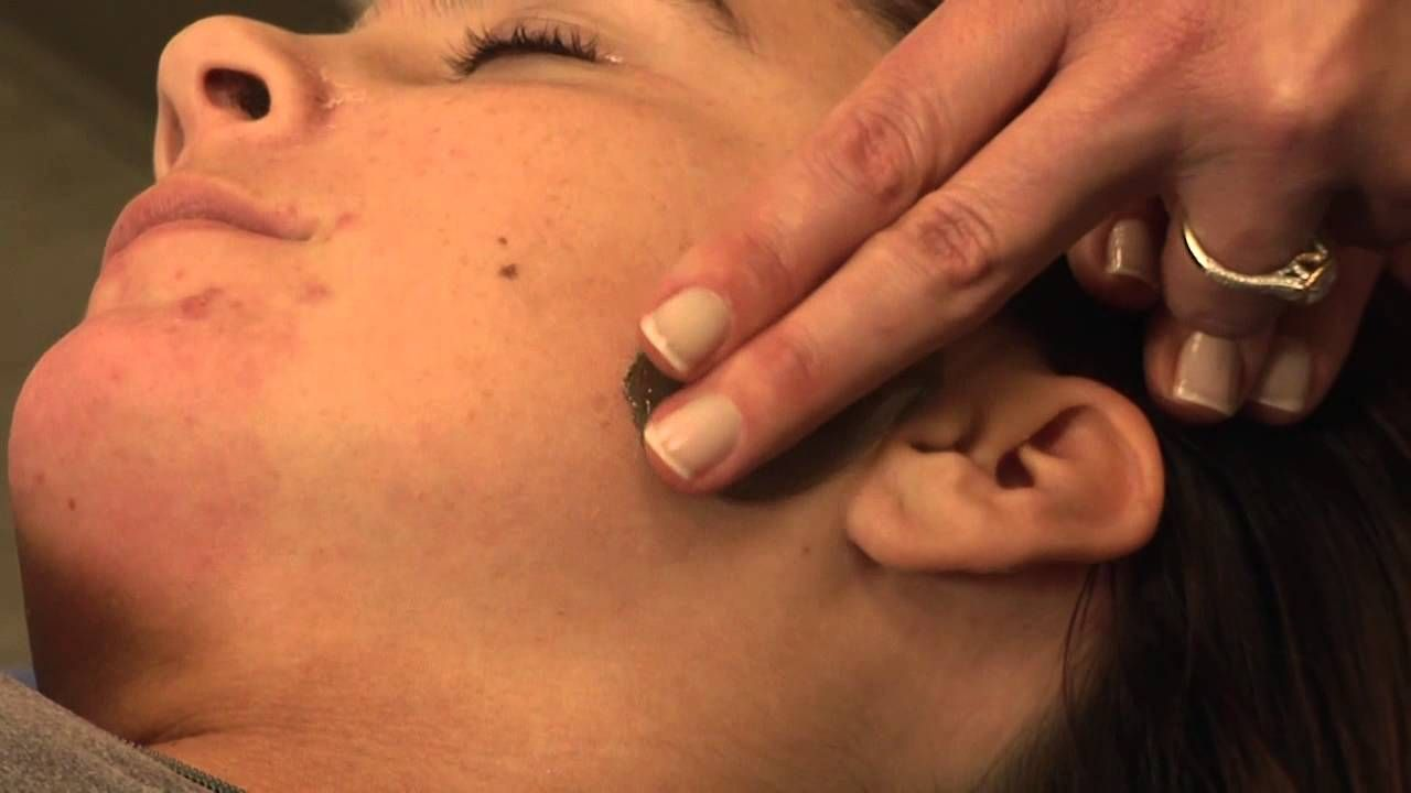 Wolfman blue thumb