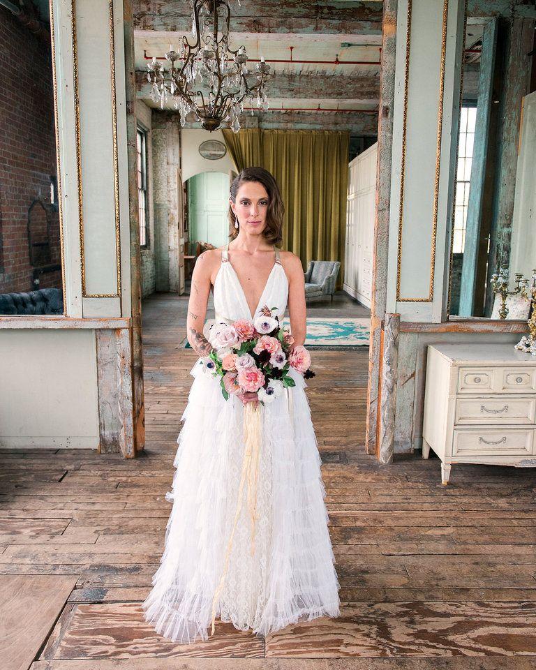 New York Wedding Dresses Style