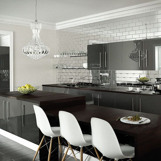 Best Caple's New Metallic Anthracite Kitchen Combining Dark 400 x 300