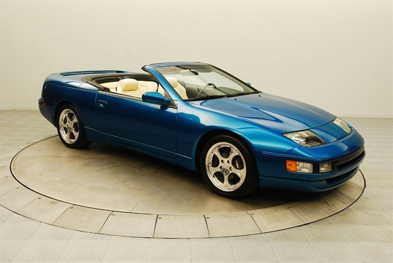 1991 Nissan 300zx Hardtop Convertible By Asc 1 2