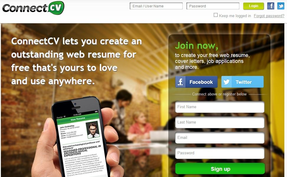 Top 10 Best Websites to Create Free Resume with