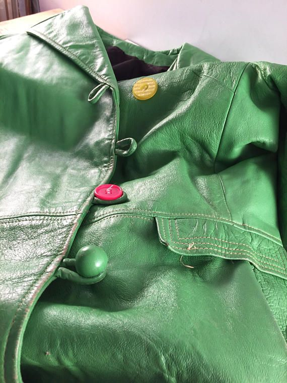 Womens lime green life jacket