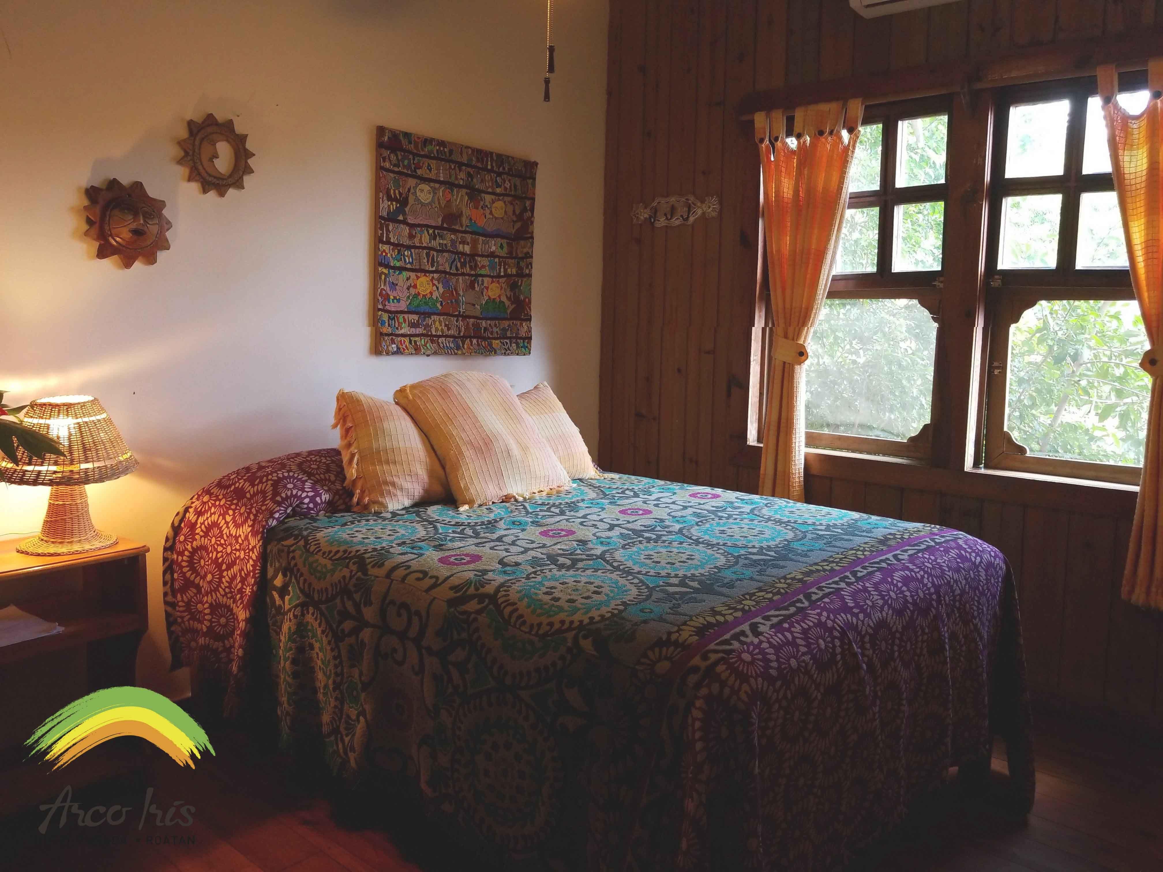 Hotel posado arco iris one of the best roatan honduras hotels is