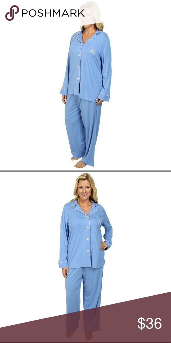 Sale! Ralph Lauren Pajamas Super soft and comfortable Ralph Lauren Pajamas in excellent condition. Ralph Lauren Intimates & Sleepwear Pajamas
