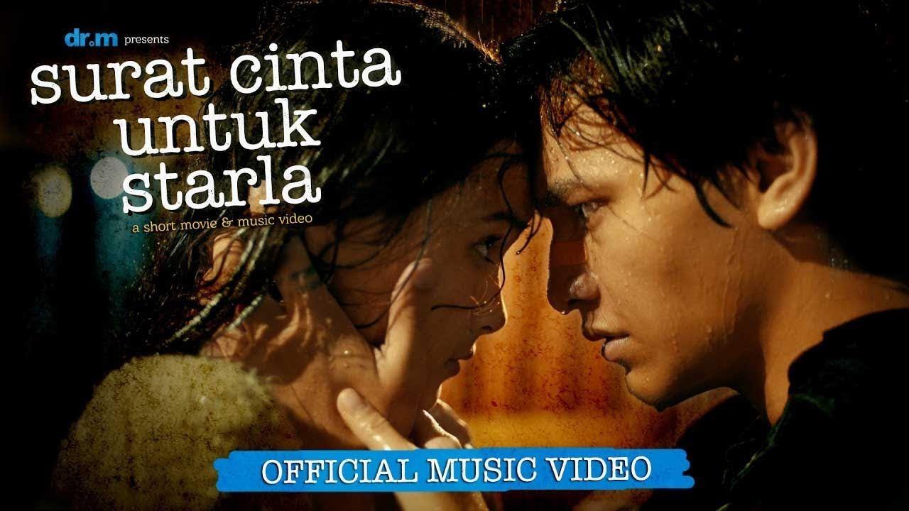 Virgoun Surat Cinta Untuk Starla Official Music Video Surat Cinta Video Musik Film