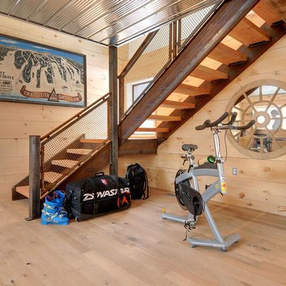 vintage home gym design pictures remodel decor and