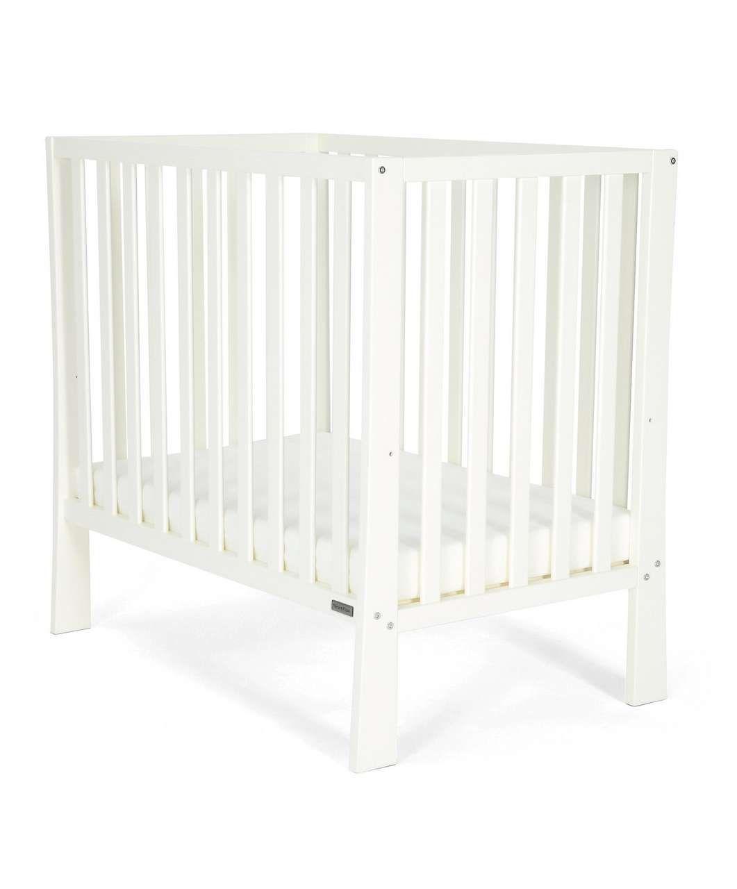 timeless design ff3db 8507e Petite Cot - White - Cot Beds, Cots & Cribs - Mamas & Papas ...