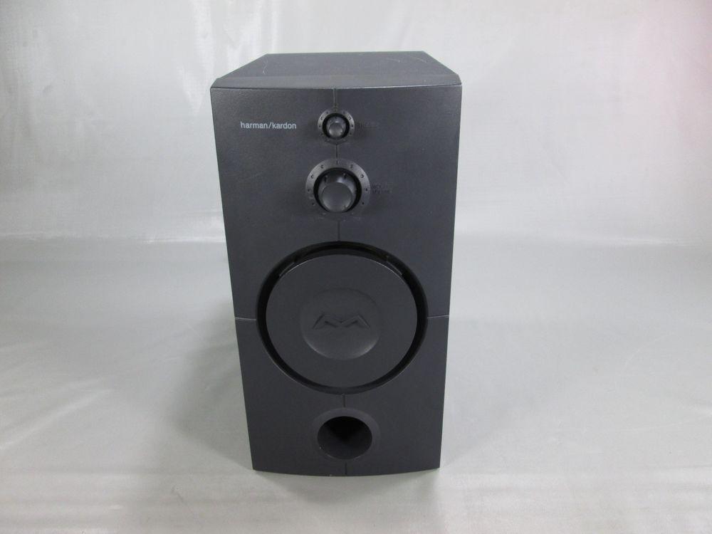 Harman Kardon HK395 30W Bookshelf MultiMedia Sound System